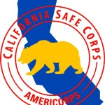 cailfornia safe corps logo