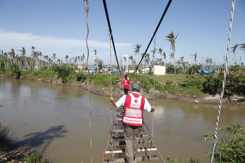 Typhoon Haiyan Update 2014