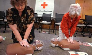 CPR/AED First Aid Class