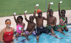 Aquatics Centennial Campaign 2014