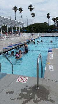Centennial Swim Campaign Promotes Summer Water Safety