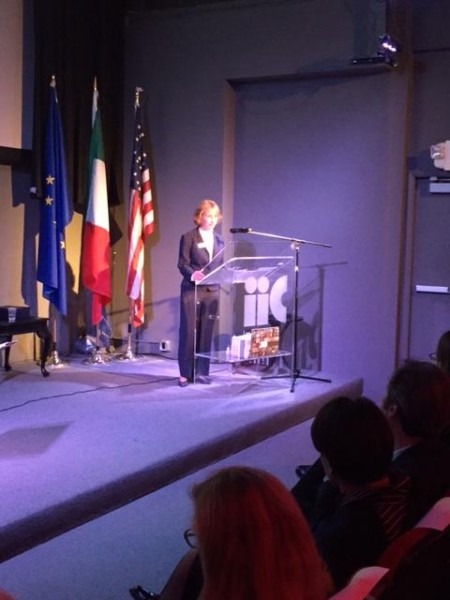 Red Cross Joins Italian Consulate in Remembering Holocaust Victims