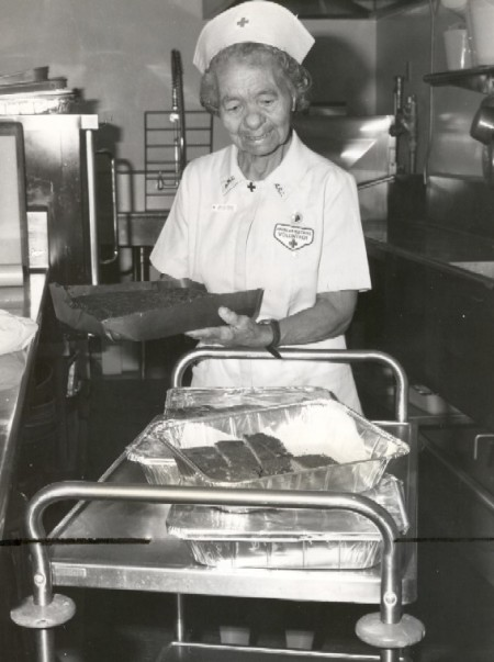 Centennial Flashback: Volunteers Make the Chapter  A Leader in Service