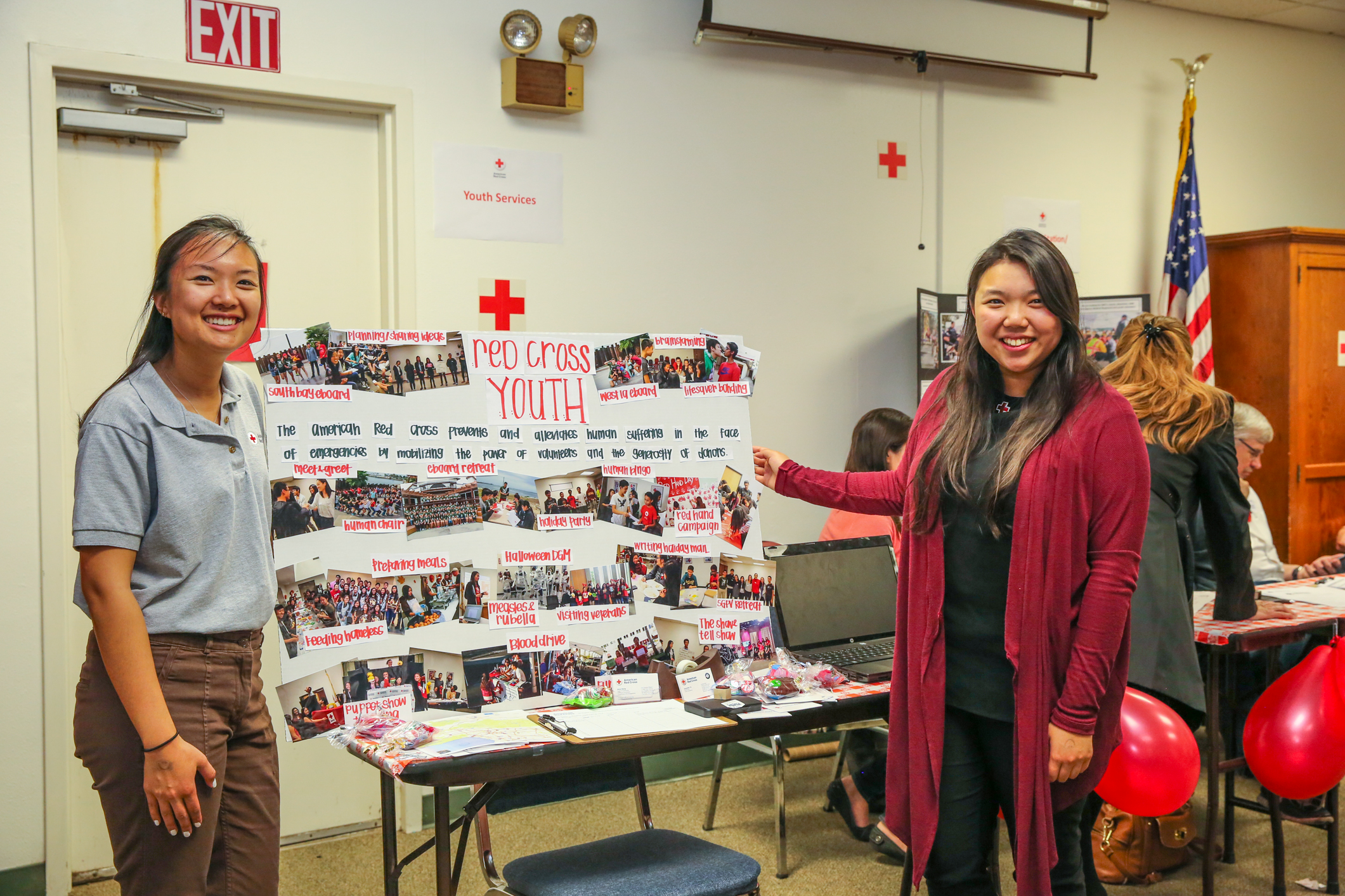 AmeriCorps Member Credits Red Cross for Interest in Medicine; Trains Youth First Aiders