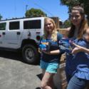 Marissa Rachel Donates 40,000 Tampons for Female Veterans