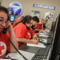 Answering the Call:  Volunteering at the ABC7 Hurricane Harvey Call Center