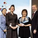 Josie Tong Receives 2017 Red Cross Star Award