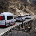 California Wildfires: Creek Fire & Rye Fire