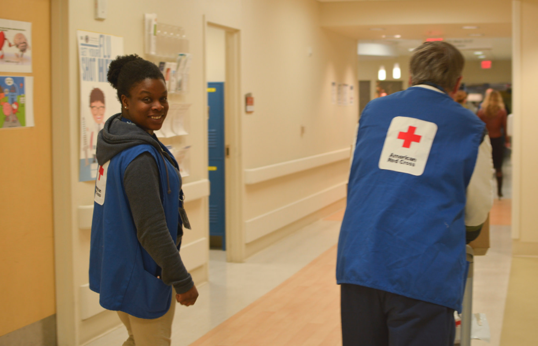 Adults with Disabilities Give Back as Red Cross Volunteers –