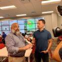 Entrevista con director regional de desastre Joselito Garcia-Ruiz