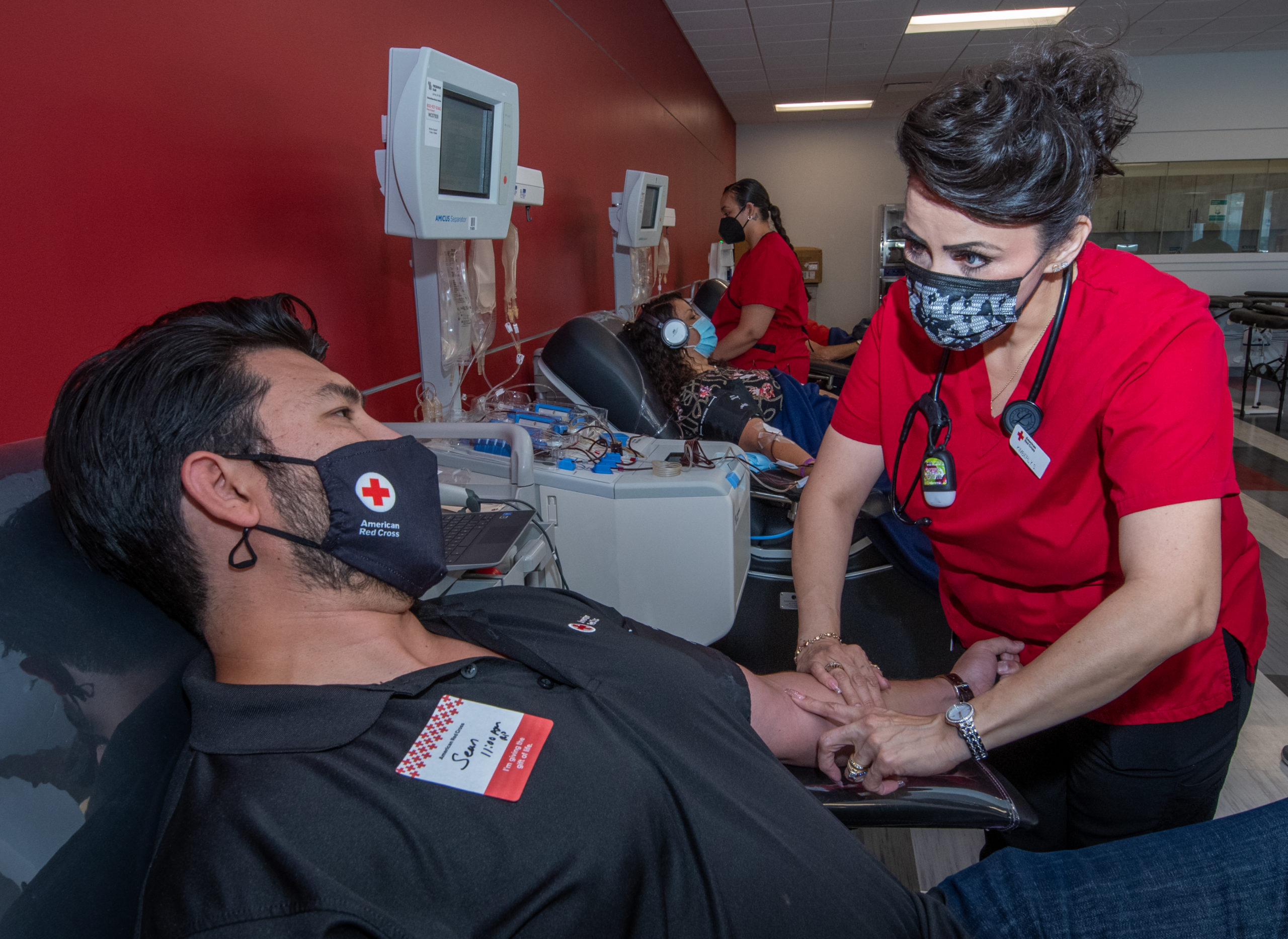 A Blood Donor Saved Her Life